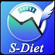 ダイエット-シルスタ 1日のカロリーを見て無理なく体重管理