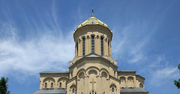 Sameba kathedraal, Tbilisi · 31 nieuwe foto's toegevoegd aan gedeeld album
