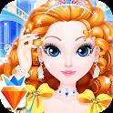 Little Princess Salon Makeover Dress Up for Girls icon
