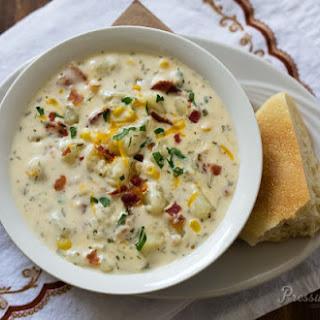 Potato Cheese Soup Frozen Potatoes Recipes