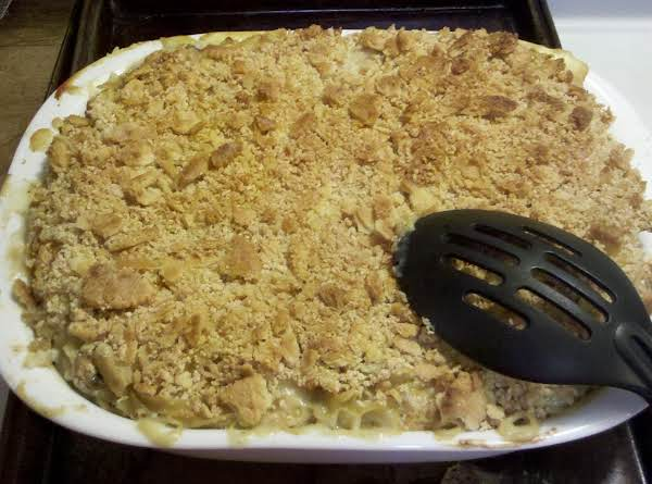 Not Your Usual Tuna Casserole Recipe