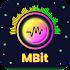 Mbit Video Status : Particle.ly Video Maker