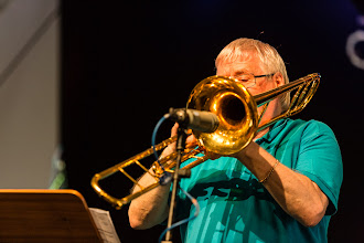 Photo: Jazz Rally 2014 - FH Bigband feat. Dave Horler