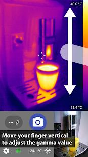 Thermal Camera For FLIR One - náhled