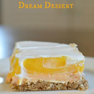 Orange Dream Dessert