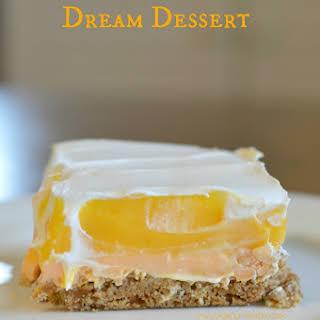 Orange Dream Dessert.