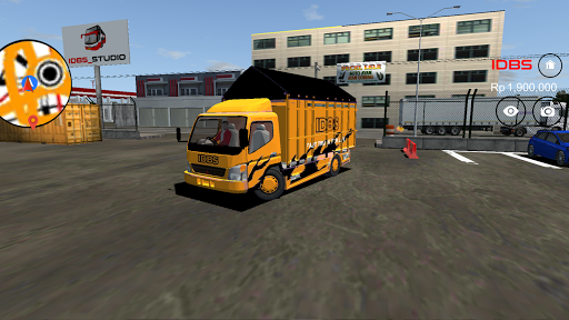 IDBS Indonesia Truck Simulator  screenshots 6