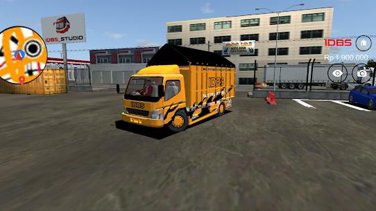 IDBS Indonesia Truck Simulator 6