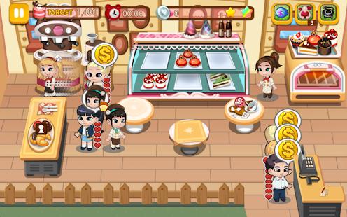 Cake House : a sweet journey Mod