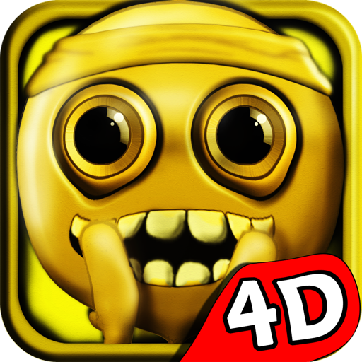 Stickman Run 4D - Fun Run Icon