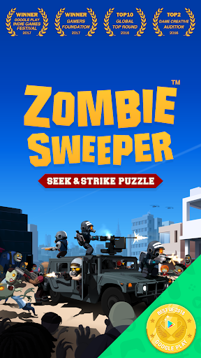 Zombie Sweeper: Minesweeper Action Puzzle 1.1.015 screenshots 8