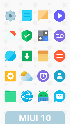 Download MIUI 10 - Icon Pack MOD APK 5