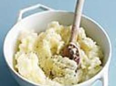 Mashed Potatoes With Turnips-connie's Recipe