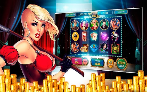 magic games slot machine