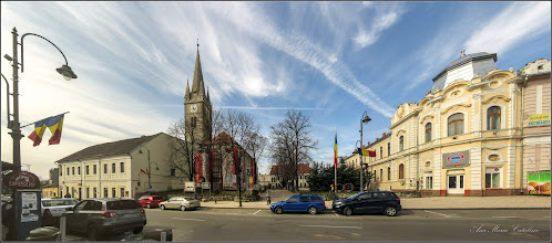 Photo: Turda - Piata Republicii, Nr.15 - fostul Palat al Postelor si Finantelor - monument istoric  - 2019.03.22
