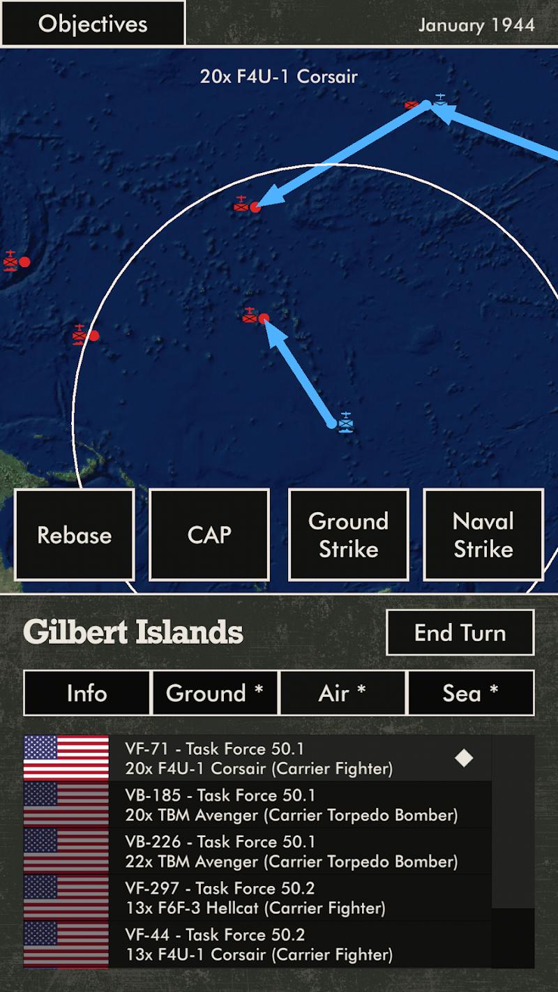 Pacific Fire Screenshot 2