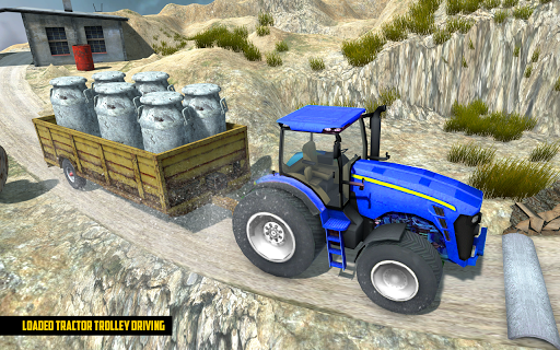 Tractor Trolley Driving Farming Simulator Games 1.0.8 screenshots 4
