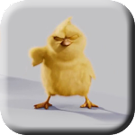 Chickens Live Wallpaper