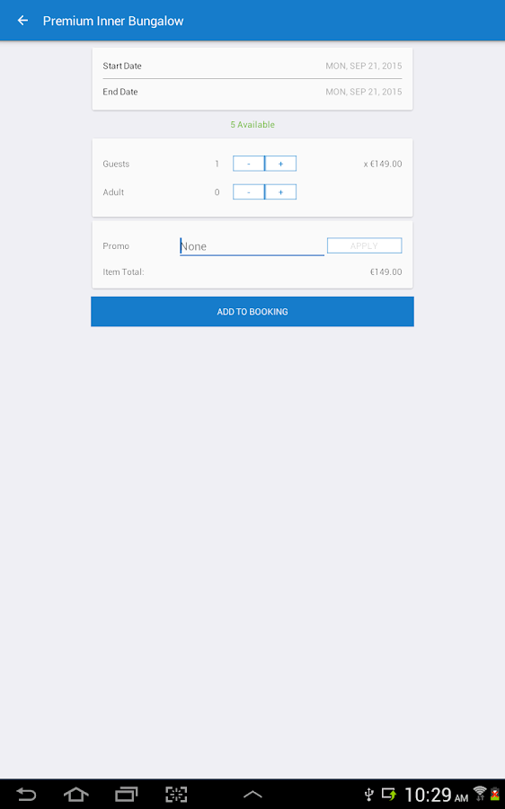 Checkfront - Online Booking- screenshot