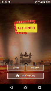 GO RENT IT- screenshot thumbnail