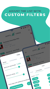 AppsFree - Paid apps and games for free Screenshot