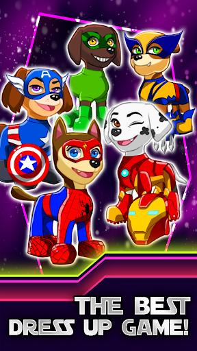 Create Your SuperHero Patrol