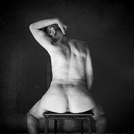 BN by Ukri Manu - Nudes & Boudoir Artistic Nude ( sensual, indoor, nude, man, body, male )