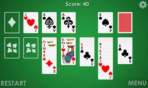 Solitaire Classic- screenshot thumbnail