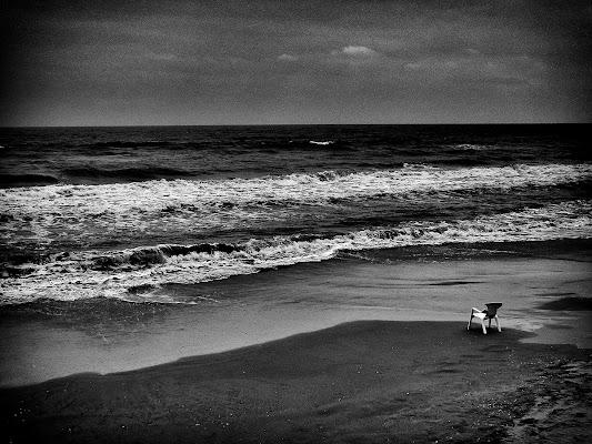 Nella solitudine del mare d'inverno di alessandroaccossato