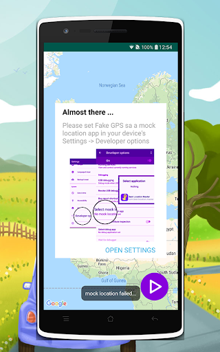 Best Location Master App Report on Mobile Action - App Store