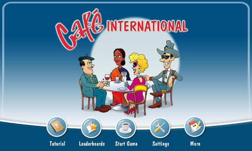 Café International screenshot 1