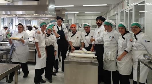 La Escuela de Hostelería abre su 'nuevo' comedor
