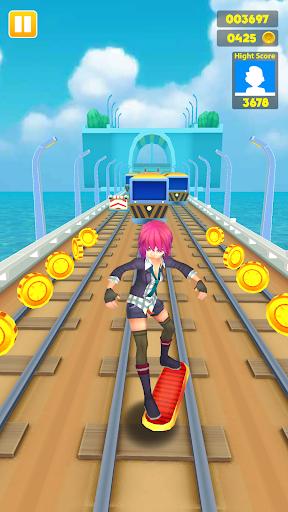 Subway Princess - Endless Run 14 screenshots 4