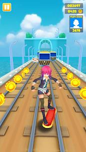 Subway Princess – Endless Run 4
