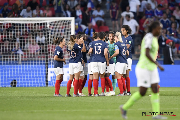 Duitsland en Frankrijk (na omstreden penalty) groepswinnaar met foutloos rapport op WK voor vrouwen