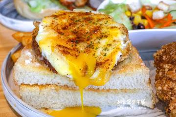 調色盤早午餐