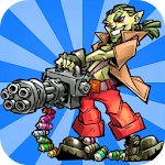 Zombies Attack - Heroes Vs Zombies Icon