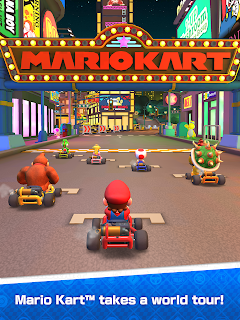 لعبة جديدة Mario Kart Tour التي انتظرها الجميع -للاندرويد