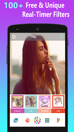 SelfMe Selfie Camera & Sticker 1.1.4 screenshot 489782