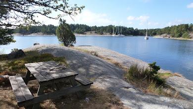 Photo: Bay at Lökaön