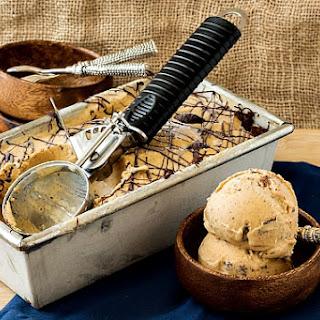 Caramel Almond Butter Stracciatella