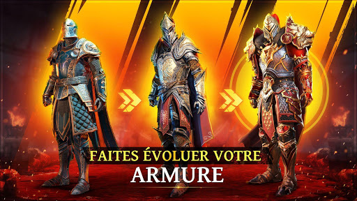 Code Triche Iron Blade: Medieval Legends RPG APK MOD screenshots 3