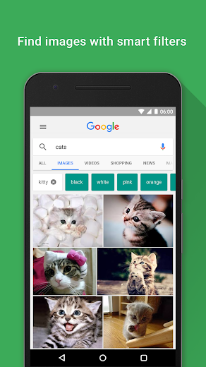 Screenshot 7 for Google's Android app'