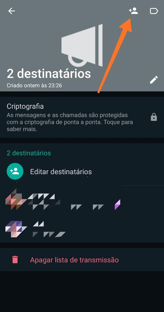 Como Criar No WhatsApp Business Lista De Transmissão Excepcional [Tutorial Completo 2021] 12