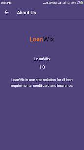 LoanWix   Credit Card, Loans and Insurance 4