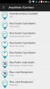 GuiMU - Guia Mobilidade Urbana screenshot 5