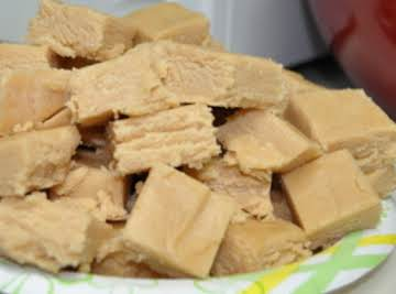 Velveeta Peanut Butter Fudge