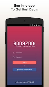ApnaZon - Deals & Discounts screenshot 1