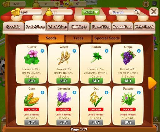 Barnville Farm screenshot