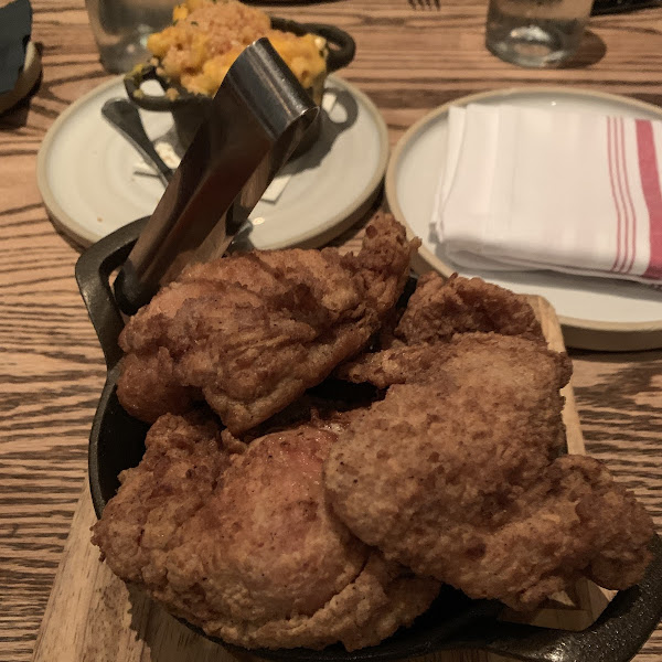 Gf fried chicken